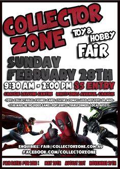Collector Zone! Toy & Hobby Fair 2016 - Craigie, Joondalup, Australia, February 28, 2016 ~ Anime Nippon~Jin - Kagi Nippon He