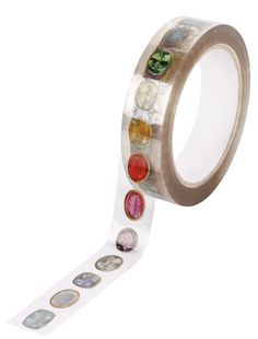 Jewel Tape--I would end up taping everything in my room