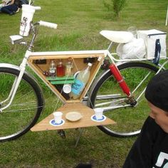 picnic bicycle