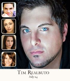 Tim Realbuto: Alone (With Plenty of Help) on July 24th. Get tickets at www.54below.com.