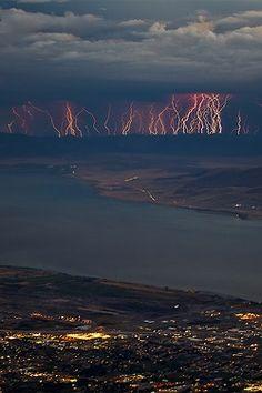 Lightning!!!...:)