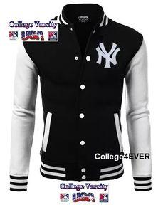 casaco blusa college jaqueta baseball frete grátis no brasil
