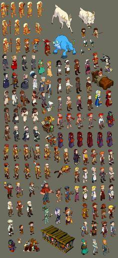 NPC character sheet by danimation2001.deviantart.com