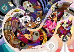 """""""Continuum Itaú"""" by Fernando Chamarelli"""