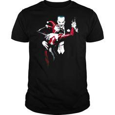 #BATMAN / #HARLEY AND #JOKER  | YeahTshirt.com