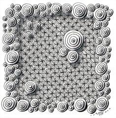 Eine interessante Musterwahllösung fürGittermuster | KunstKramKiste bei…