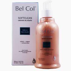 Beleza e etc..: BEL COL Softclean Sabonete Líquido de Própolis
