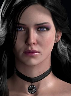 """'She was called Yennefer! Yennefer of Vengerberg. And she was a most famous sorceress! May I not live to see the dawn if I lie!' – a fisherwoman from the Isles of Skellige "" The Tower of the Swallow"