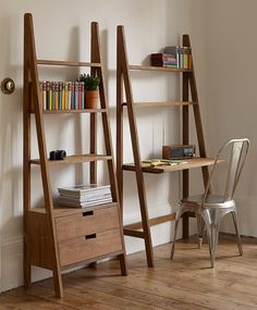 Sumatra Ladder Design Desk from Lombok