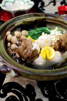 ✺きのこ塩麹美腸美肌✺塩レモン菌活鍋