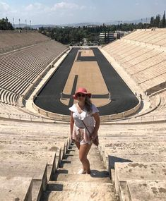 Panathenaic Stadium in Athens, Greece 🇬🇷Site of the first modern Olympic Games 🏆 #wanderlust #world #travel #travelphotography #traveller…