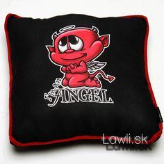 Vankúše - I am an Angel Snoopy, Angel, Fictional Characters, Angels
