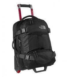 The North Face Longhaul 30'' luggage TNF Black
