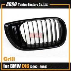 Check out this product on Alibaba.com App:glossy black e46 4-door sedan 5 door tourer lci facelifted front kidney hood grille grill for 2002 - 2004 bmw 3 series https://m.alibaba.com/aENzum
