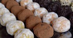 A mostanában készült citromos trüffel gyártásakor olyan kedvet kaptam ezekhez a végtelen egyszerű, különösebben nem eszközigén... Christmas Cookies, Muffin, Gluten Free, Cheese, Homemade, Breakfast, Cake, Blog, Foods