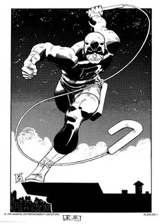 Daredevil by John Romita Jr. *