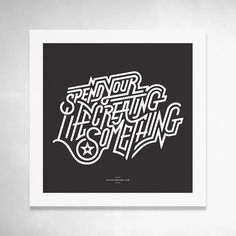 Image result for Cool Typography Quotes