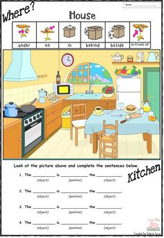 Prepositions Of Location Worksheets Printable - preposition worksheets for graders prepositions of place free esl upper english teaching placeexercises position worksheet printable exercises with pictures articles big page placeen English Grammar For Kids, Learning English For Kids, English Lessons For Kids, English Worksheets For Kids, Kids English, Learn English Words, English Activities, English Language Learning, Teaching English