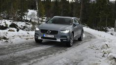 Volvo V90 Cross Country - Der V90 mit mehr Niveau