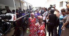 Looking Good: Fresh Photos of Freed Chibok Girls Emerge