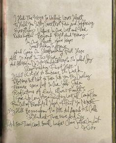 ville valo lyrics. such beautiful writing