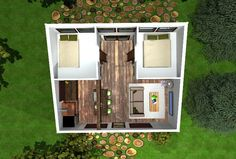 Small House Design — The Tiny Tack House
