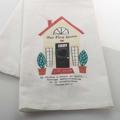 """This Home Tea Towel 