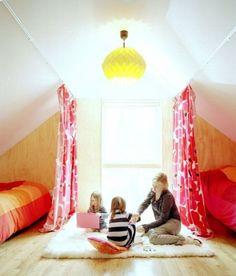 【海外発!】兄弟でシェアする子供部屋のインテリア事例~間仕切り編 | スクラップ [SCRAP]