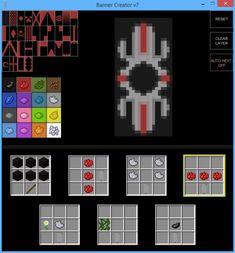 Minecraft Banner on Pinterest