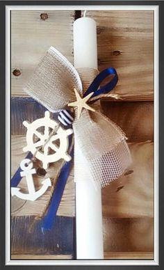 Easter Ideas, Decoupage, Candles, Decor, Decoration, Candy, Candle Sticks, Decorating, Deco