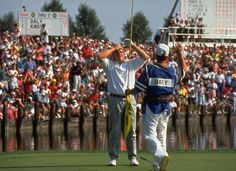 "After leapfrogging from ninth alternate to next in line, John Daly motored 7 ½ hours from Memphis to Crooked Stick in Indianapolis. When Nick Price withdrew, Daly snagged Price's caddie, Jeff ""Squeaky"" Medlin, and was soon smashing the ball -- down the middle -- with his anatomically impossible backswing. Other players were flabbergasted at his power. Daly hammered out a three-shot triumph and golf had a new folk hero."