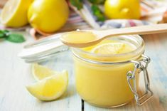 LEMON CURD - da fare