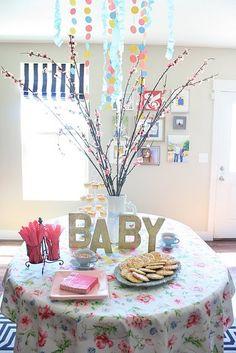 Pinke Post: Baby shower ideas
