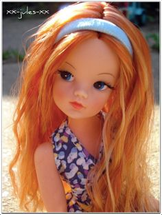 Sindy OOAK by Jules * Gorgeous *