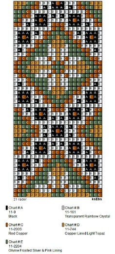 Beading Patterns Free, Seed Bead Patterns, Peyote Patterns, Mosaic Patterns, Cross Stitch Patterns, Beaded Embroidery, Embroidery Patterns, Beads Pictures, Beading Techniques