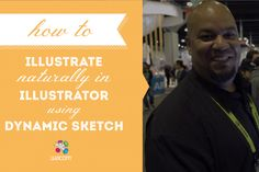 Today's tip comes to you from Dacosta!: How to shorten your illustration workflow. He gets more from #Adobe #Illustrator by using the Astute Graphics plugin DynamicSketch. #illustration #workflow #wacom