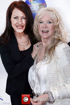 Actress Connie Stevens is the mother of actress Joely Fisher whose father is Eddie Fisher