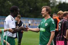 Photo in The Offside Trust Celebrity Football Match - Google Photos