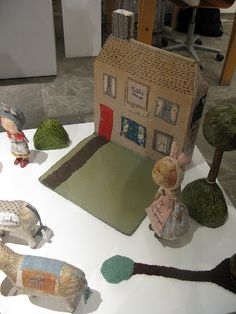 Jessie Chorley and Buddug the Shop: I've Dusted The Farmyard....Julie Arkell in Liverpool