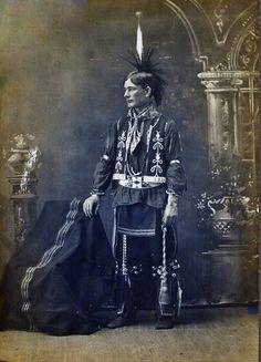SACRED EAGLE , circa 1910