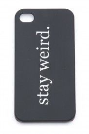 Stay Weird iPhone 4/4s Case