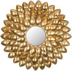 Buy the Safavieh Antique Gold Direct. Shop for the Safavieh Antique Gold Diameter Circular Mirror from the Woodland Sunburst Collection and save. Circular Mirror, Round Wall Mirror, Wall Mounted Mirror, Round Mirrors, Mirror Mirror, Wall Mirrors, Mirror Collage, Metal Mirror, Boutique Interior