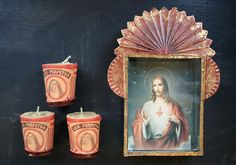 Lux Perpetua : The Mexican Votive Candle Paris Markets, After All These Years, Wax Paper, Paper Cover, Votive Candles, Making Out, This Is Us, Mexican, Suddenly