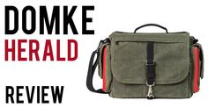 The Domke Heraldis the second bag that I tested in the Domke Next Generation lineup, alongside the Domke Trekker (review). This re-designed lineup takes the quality materials that Domke bags are known for, and gives … Dslr Or Mirrorless, Photography Reviews, Photo Accessories, Camera Lens, Lineup, Messenger Bag, Two By Two, Satchel, Shoulder Bag