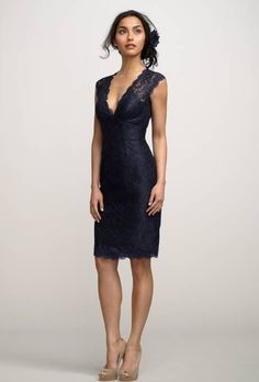 Watters - 2258 - Bridesmaid Dress