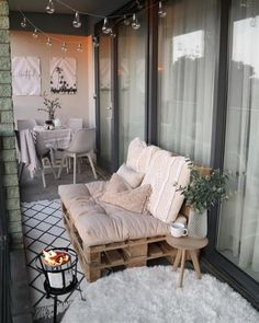 28 Elite Balcony Couch Design ideas With Pallets That Make You Feel Comfortable . - Balcony Couch , 28 Elite Balcony Couch Design ideas With Pallets That Make You Feel Comfortable . 28 Elite Balcony Couch Design ideas With Pallets That Make You Fee. Small Balcony Decor, Small Balcony Design, Balcony Ideas, Modern Balcony, Small Balcony Garden, Outdoor Balcony, Small Patio, Apartment Balcony Decorating, Apartment Balconies