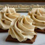 The Perfect Peanut Butter Buttercream