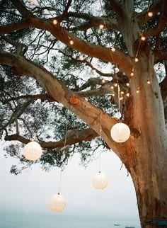 #lighting  Photography: Elizabeth Messina Photography - kissthegroom.com Design: Rani Hoover Inspired Weddings & Events - ranihoover.com  Read More: http://www.stylemepretty.com/2012/09/27/santa-barbara-photo-shoot-at-bacara-resort-spa-from-elizabeth-messina/