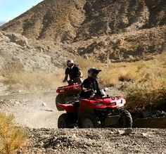 Looking for some real Wild West Adventure? Consider Papillon's El Dorado ATV Helicopter package, which combines the thrill of a helicopter ride with the freewheelin' fun of offroading!