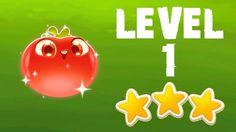 Farm Heroes Super Saga - 3 Stars Walkthrough Level 1